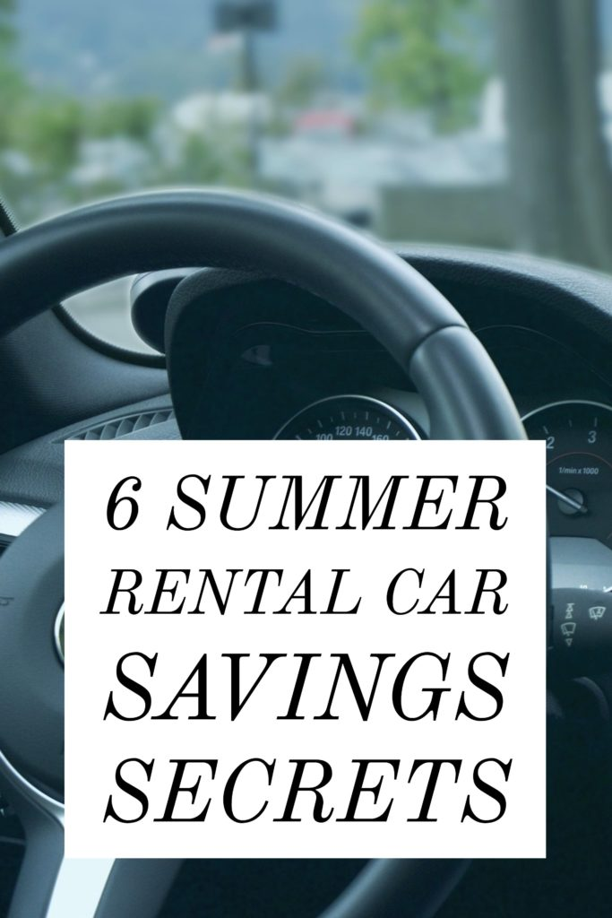 IM-Rental Car Savings Secrets