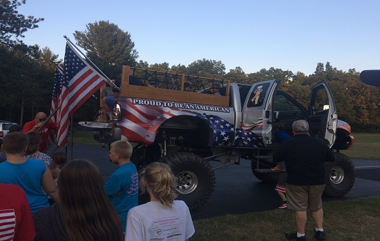 "The monster truck was easily the most popular of all the ""Just for Fun"" rides at Sunny Hill."