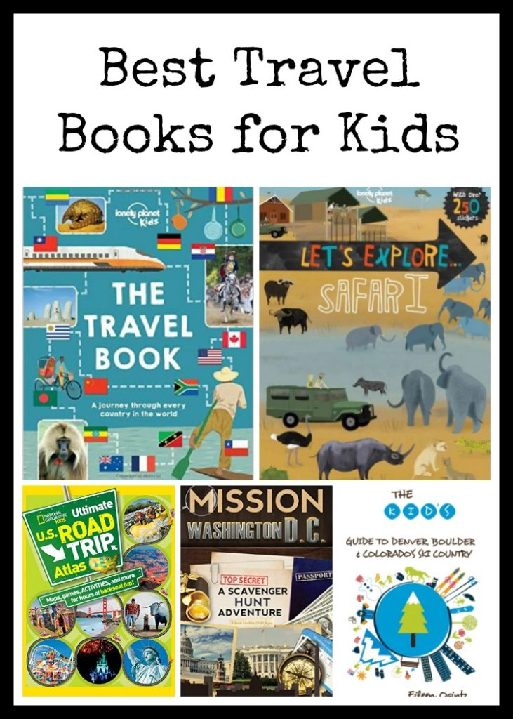 Best Travel Books for Kids