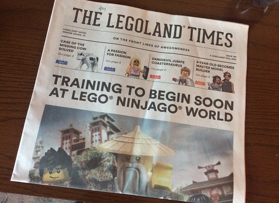 10 Awesome Things About the LEGOLAND Hotel