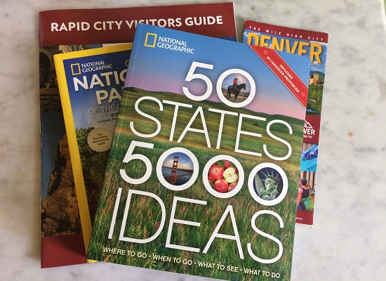 Cool Road Trip Book: 50 States, 5000 Ideas