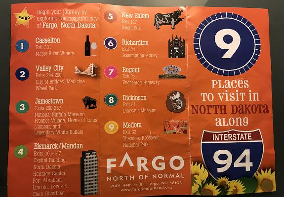 Road Trip: 9 Stops to Make Along I-94 in North Dakota