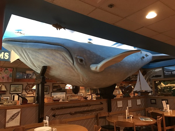 Cooper's Seafood House in Scranton, PA