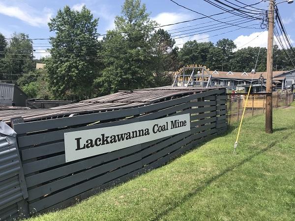 Places to Go in Scranton-Lackawanna Coal Mine