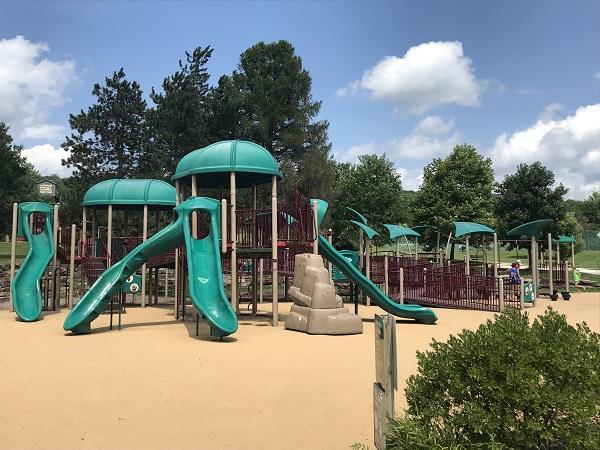 Scranton, PA-McDade Park