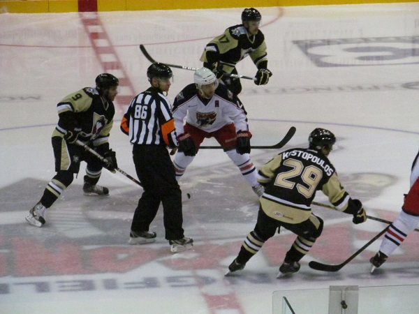 Wilkes-Barre/Scranton Penguins-Ice Hockey